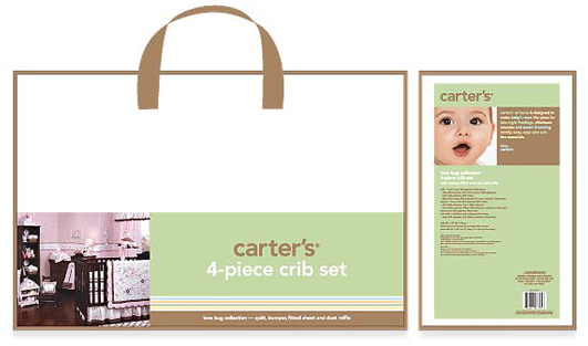 Carter's New Product Category Identity And Packaging - Kristin ...